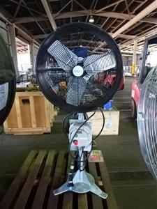 Industrial Fan, Euromotori