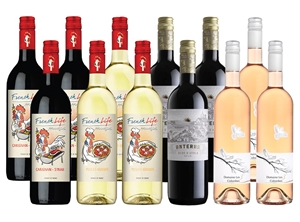 Wines Of The World Mixed Pack (12x 750mL