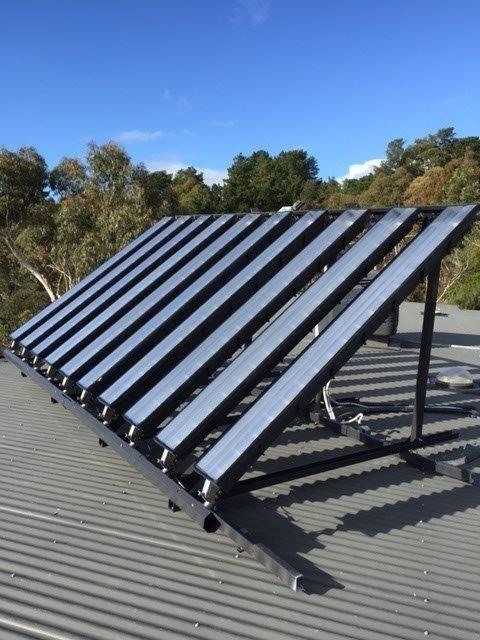 Technique Solar TSM-002 Hybrid Solar Energy System