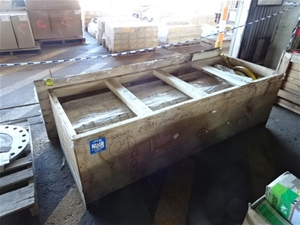 A Large Quantity of Clamps in Timber Cra
