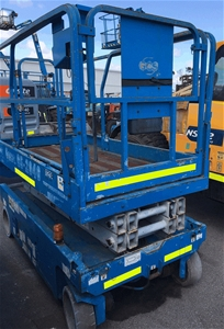 2010 Genie GS2046 Electric Scissor Lift