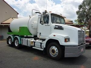 2012 Western Star Vacuum Truck