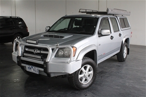 2010 Holden Colorado 4X4 LX 3.0 T/D RC T