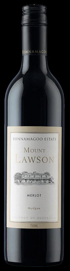Bunnamagoo Estate Mt Lawson Merlot 2015 (12 x 750mL) Mudgee