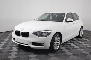 2011 BMW 118i Automatic Hatchback, 84,33