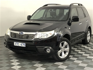 2010 Subaru Forester XT S3 Automatic Wag