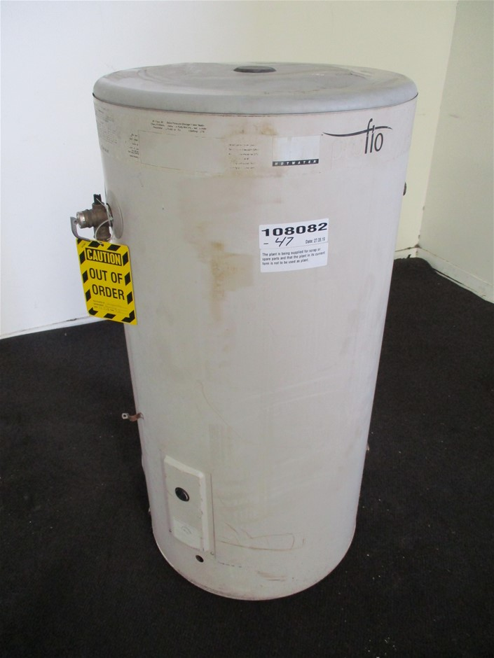 Dux Heavy Duty Electric Water Heater (Parts Only)