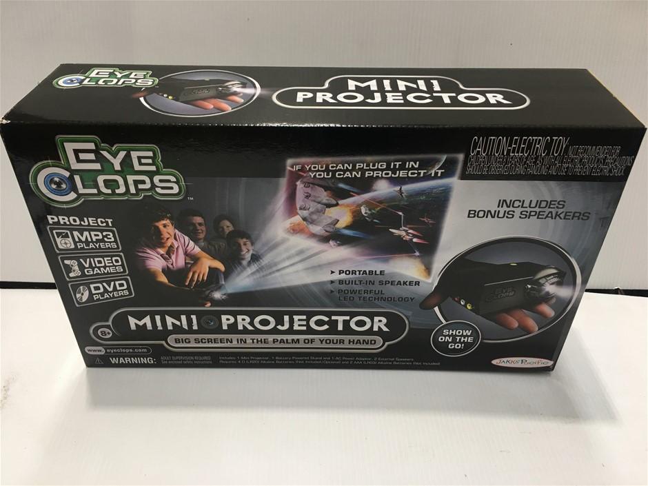 Eye Clops Mini Projector