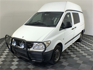 Mercedes Benz Vito 109CDI LONG HI-ROOF T