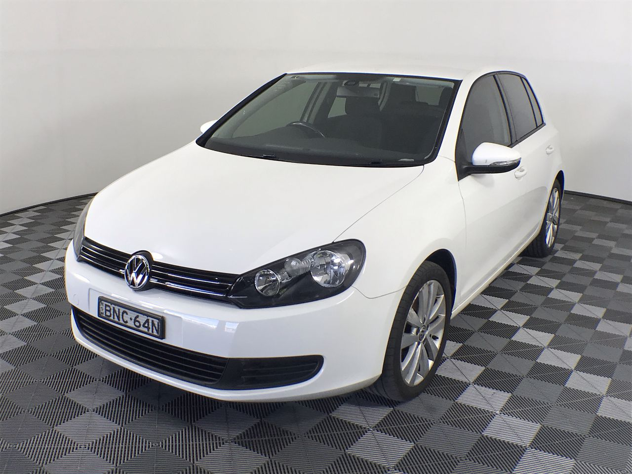 2009 Volkswagen Golf 118TSI Comfortline A6 Automatic Hatchback 97,609km
