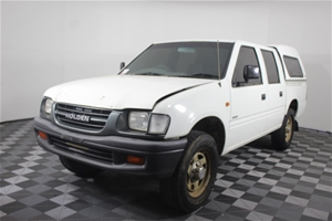 2000 Holden Rodeo LX R9 Automatic Dual C