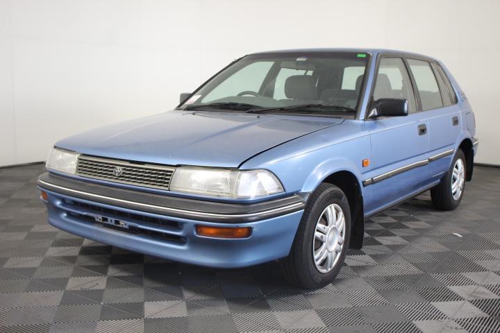 1992 Toyota Corolla CSi Hatchback, 143,666km