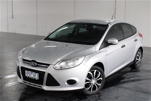 2012 Ford Focus Ambiente LW Automatic Ha