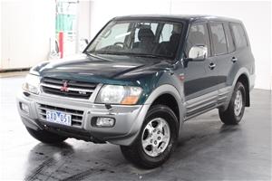2001 Mitsubishi Pajero GLS NM Automatic