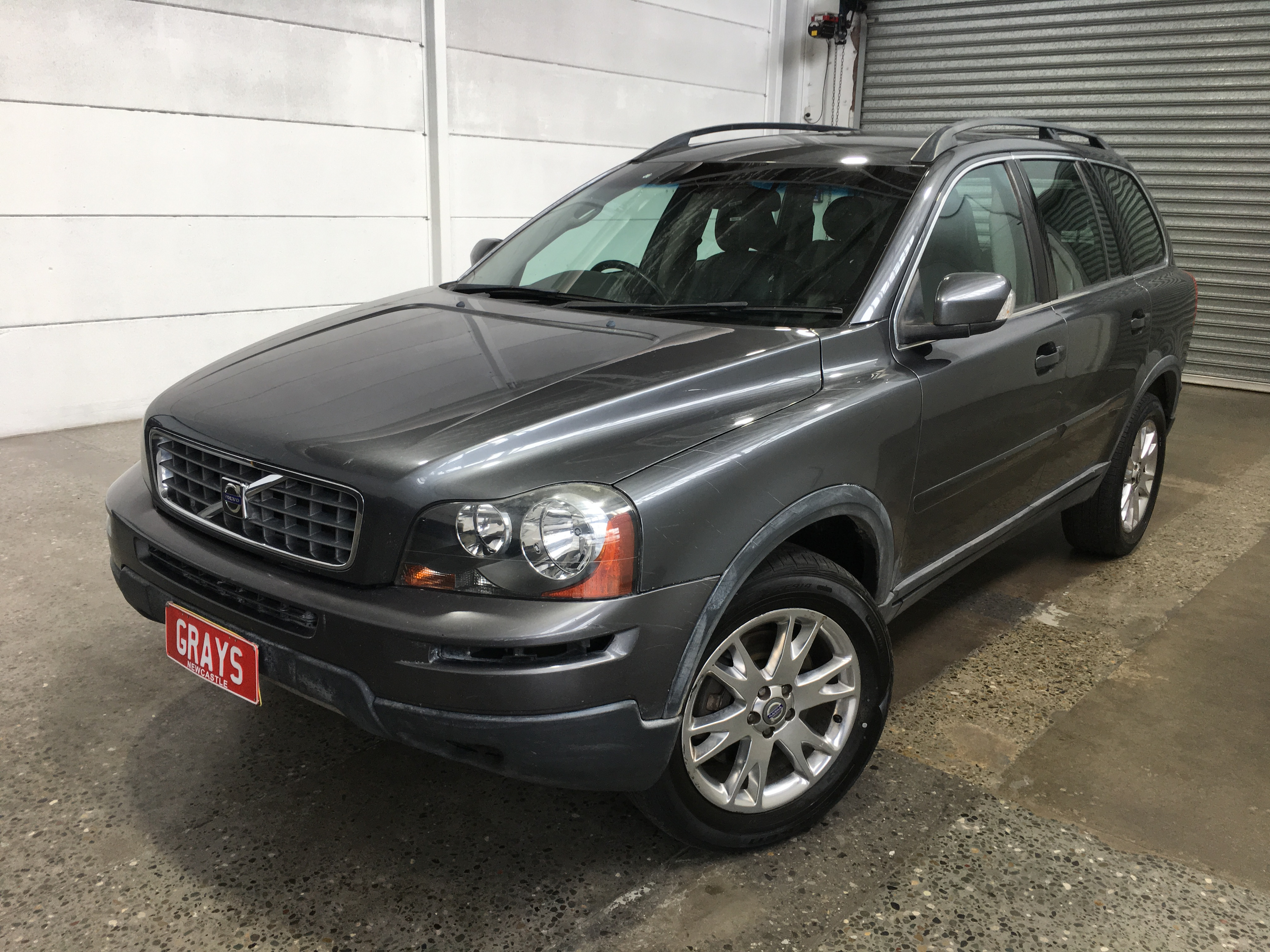 2006 Volvo XC90 Lifestyle Edition (LE) Automatic 7 Seats Wagon