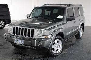 2007 Jeep Commander Limited Turbo Diesel