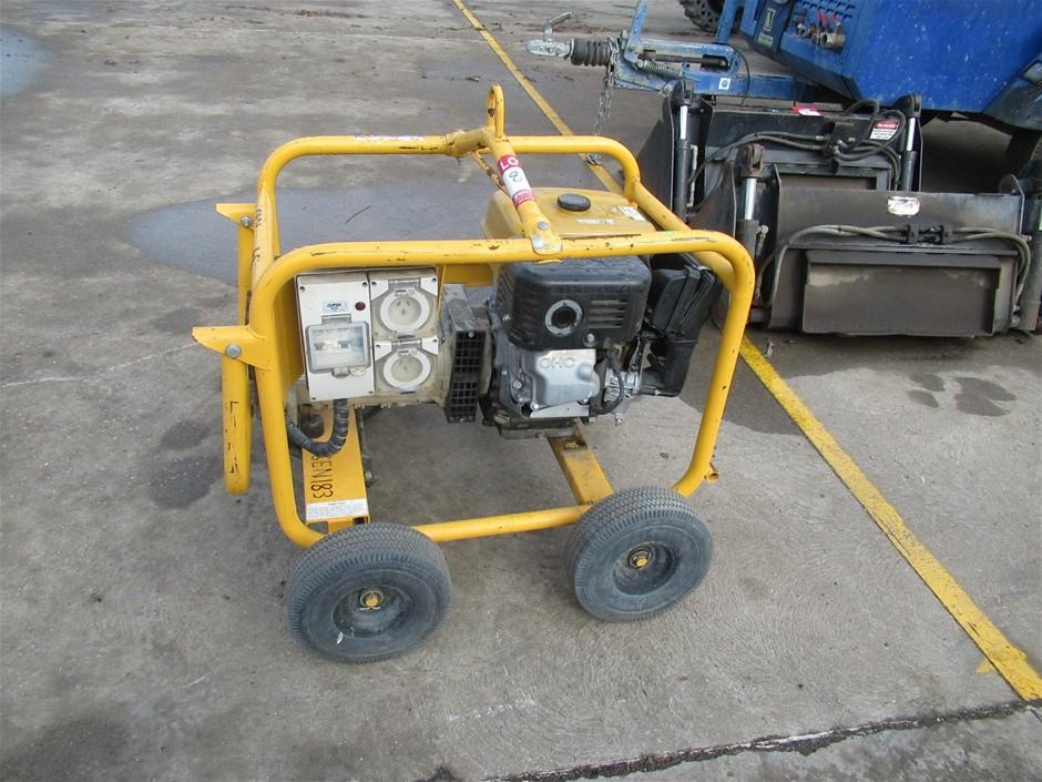 Crommelin Portable Generator