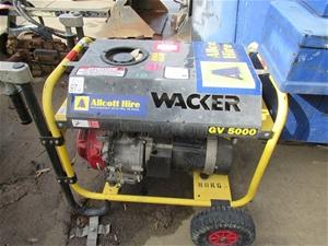 Walker Portable Generator