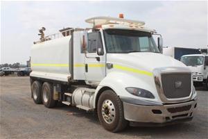 2013 Caterpillar CT610 6 x 4 Water Truck