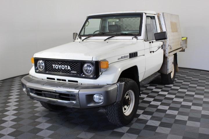 1 Toyota Landcruiser Manual Ute