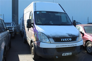 2011 (COMP) Iveco Daily / C-Cab Diesel A