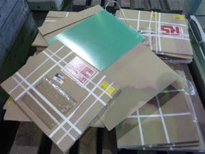 Qty Approx 150 Sheets Perspex (Pooraka,