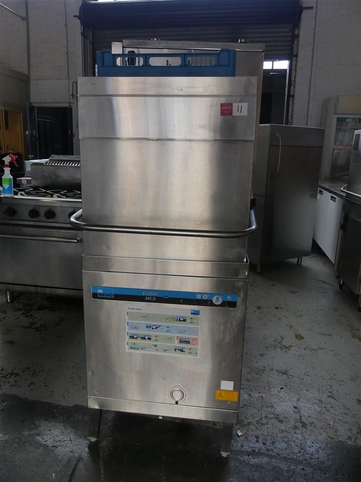 Meiko Eco Star 545 D Pass Through Dishwasher