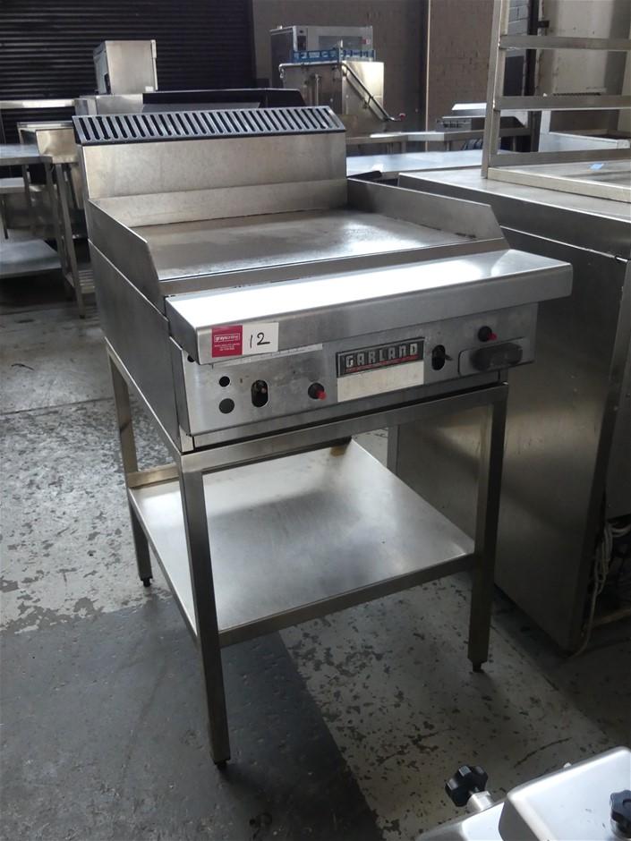 Garland ST28T-24G 2 Burner Free Standing Grill