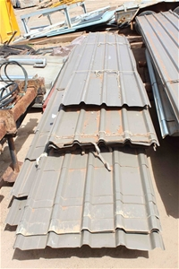 3 x Bundle of Trim Deck Style Sheeting