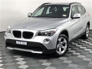 2012 BMW X1 sDrive 20d E84 Turbo Diesel