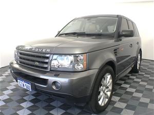 2007 Land Rover Range Rover Sport TDV6 T