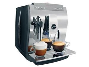 jura impressa z5 platinum coffee machine auction 0003 2148360 graysonline australia. Black Bedroom Furniture Sets. Home Design Ideas