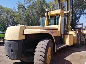 Hyster H650C Empty Container Forklift