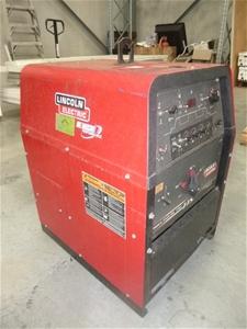 Lincoln Electric Precision Tig 275 Weldi