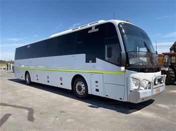 2011 Scania A30 54 Seater Coach Bus