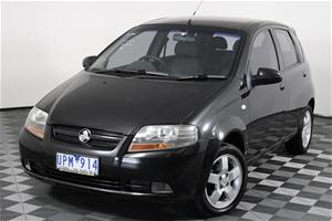 2006 Holden Barina TK Automatic Hatchbac