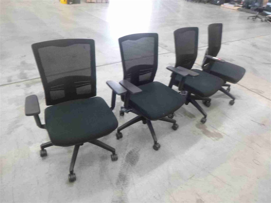 Assortment of Office Chairs