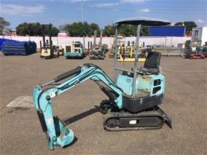 CX10T Mini Hydraulic Excavator