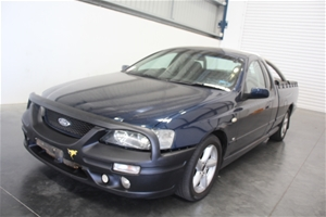 2003 Ford BA Falcon XLS V8 Automatic Ute