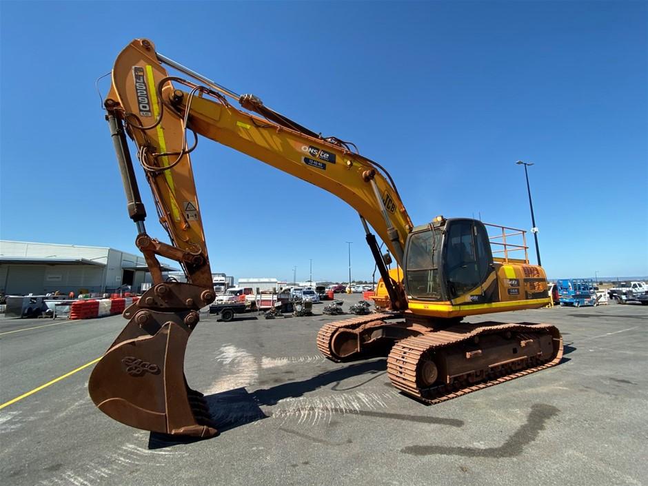 2009 JCB JS290LC 30T Diesel Excavator