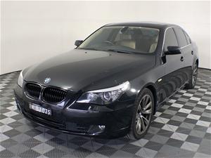 2008 BMW 5 50i E60 Automatic Sedan 106,8