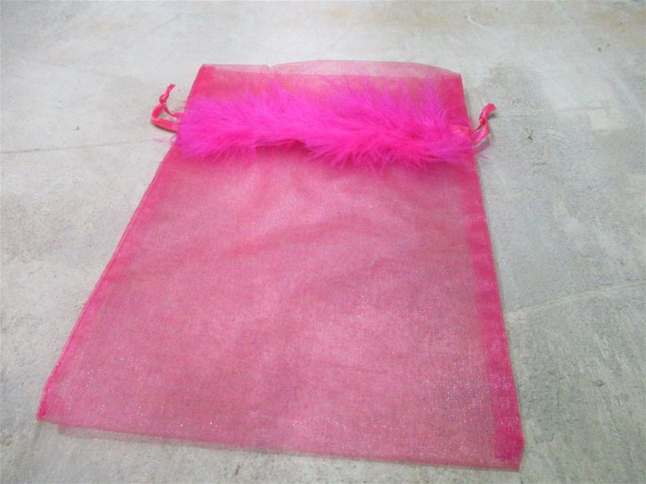 Hot Pink Gift Bag