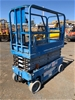 2008 Genie 19ft Electric Scissor Lift