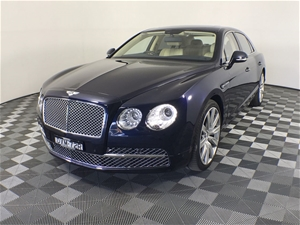 2013 Bentley Flying Spur Auto AWD MY14 W