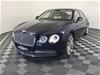 2013 Bentley Flying Spur Auto AWD MY14 W12 6.0L Sedan 39,207klm