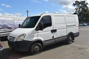 Iveco Daily Automatic Van