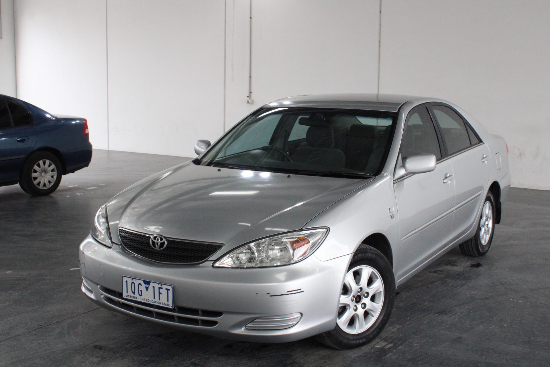 2003 Toyota Camry Ateva MCV36R Automatic Sedan
