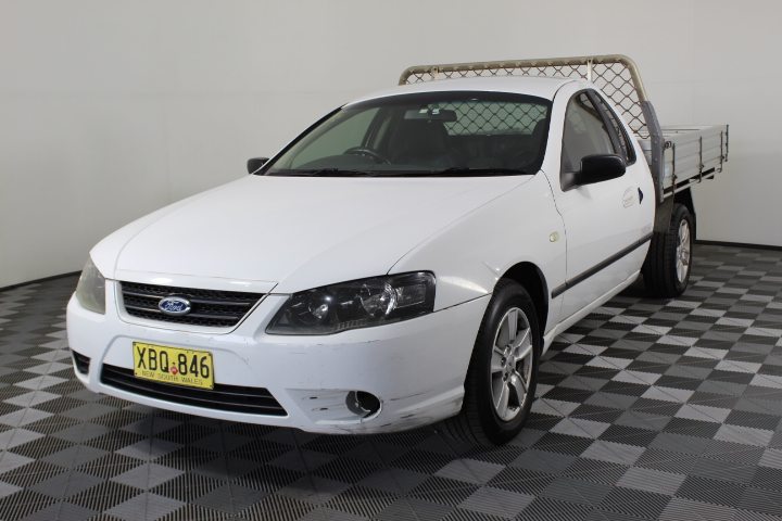 2007 Ford Falcon XL 1-Ton BF II Automatic Cab Chassis