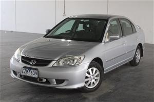 2004 Honda Civic GLi 7th Gen Manual Seda