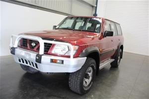 1999 Nissan Patrol ST 7 Seats 4WD